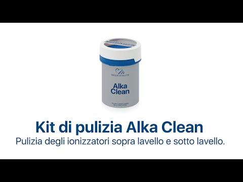 Kit di pulizia dello ionizzatore Alka Clean