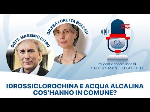 Idrossiclorochina e acqua alcalina ionizzata: cos'hanno in comune?