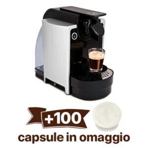 macchina-caffe-espresso-neramore-100-capsule-caffe-omaggio-mis