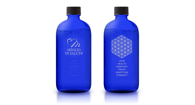 Bottiglia tecnologia LIT Meglio in Salute