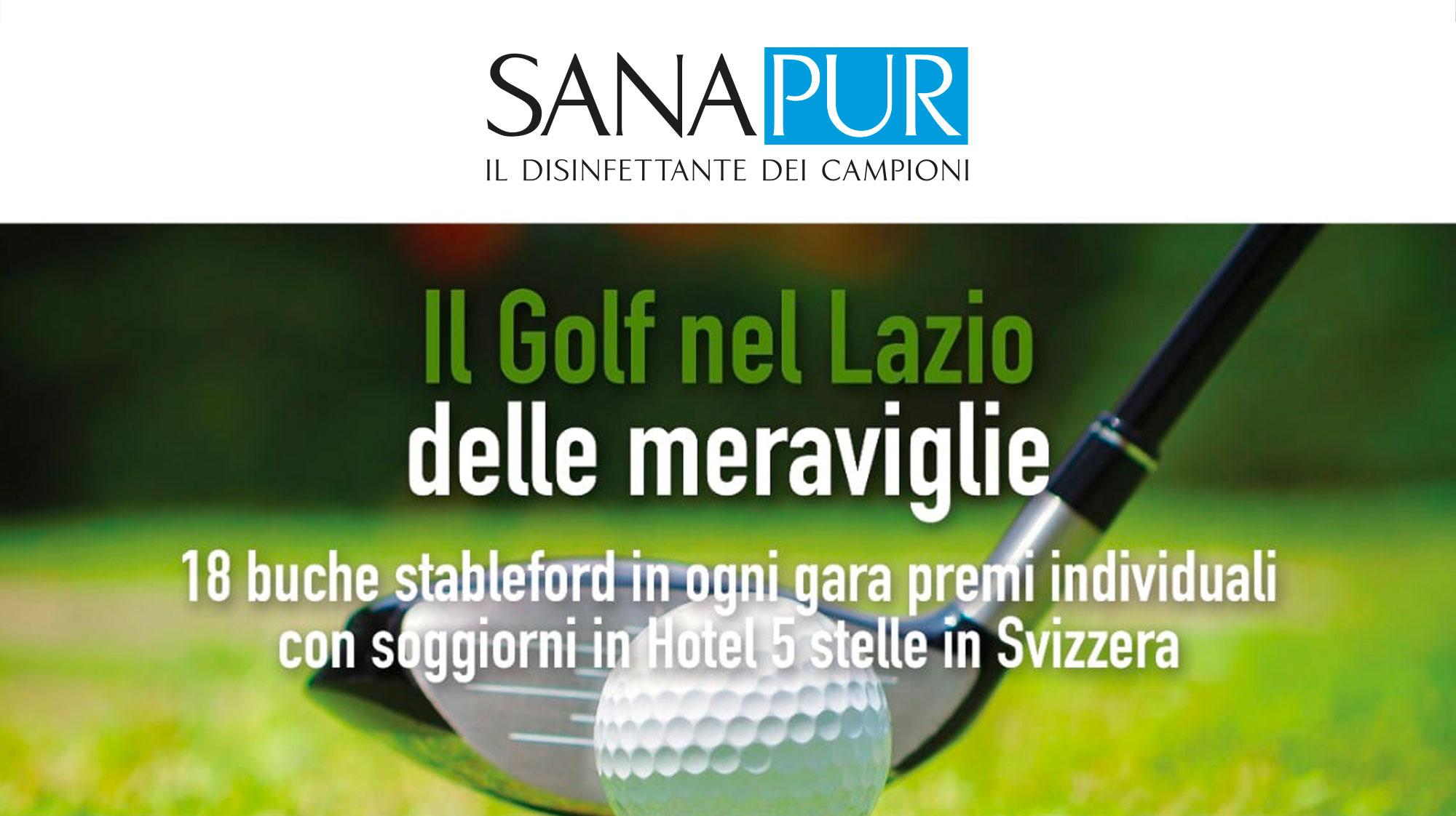 sanapur-sponsor-lazio-meraviglie-golf-copertina-meglioinsalute